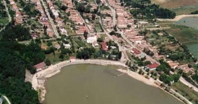 Bánk village