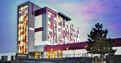 Spa hotel Minerál