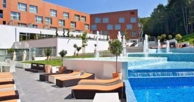 Kroatien Kurb 228 Der Wellness Hotels