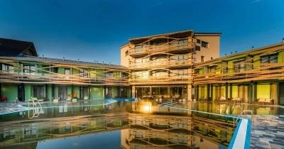 Hotel Galeria Thermal Bešeňová ****
