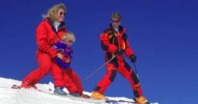 Ski stay