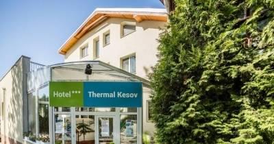 Hotel ThermalKesov ***