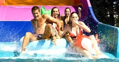 SPA & AQUAPARK with 15 % discount