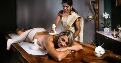 Reduction vacation with Ayurveda