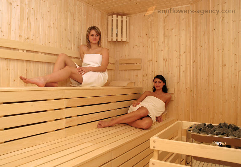 thermotherapie finnische sauna. Black Bedroom Furniture Sets. Home Design Ideas