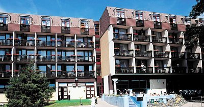Hotel Danubius Health Spa Resort Sarvar ****