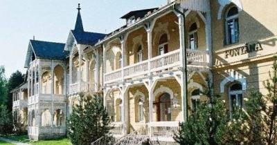 Spa House Fontána **
