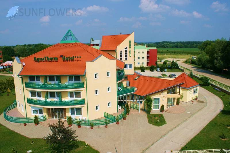 Zalakaros Hungary  city photo : Hotel Aqua Therm Zalakaros