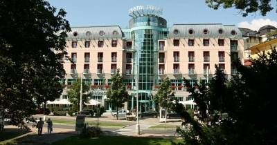 Spa & Wellness Hotel CRISTAL PALACE ****